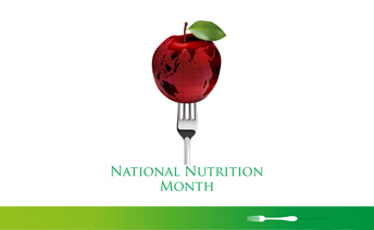 March is National Nutrition Month Img